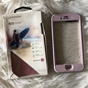 Pre-loved iPhone 7&8 plus LIFEPROOF case 💓